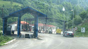 Border-crossing Spiljani. (novala)
